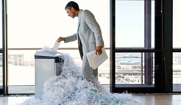 The Importance of Private Shredding Facilities
