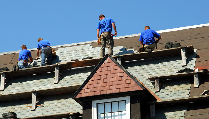 Image result for Hiring Roof Repair Contractors