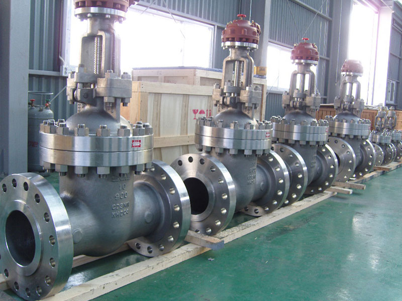 Various Types of Valves Used for Different Applications