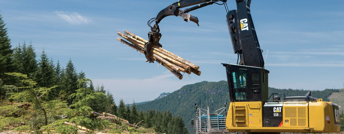 Different Types of Forestry Equipment