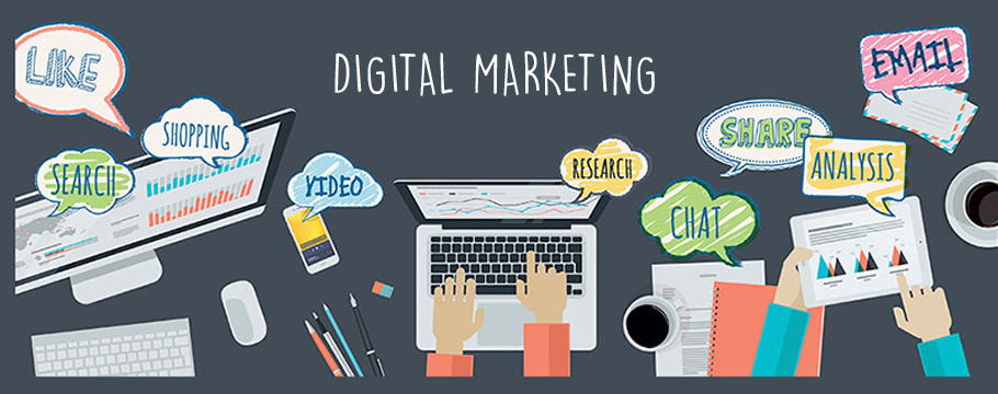 Online Digital Marketing Services