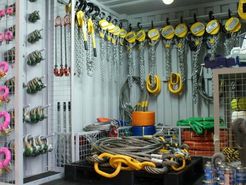 Benefits of Rigging Equipment