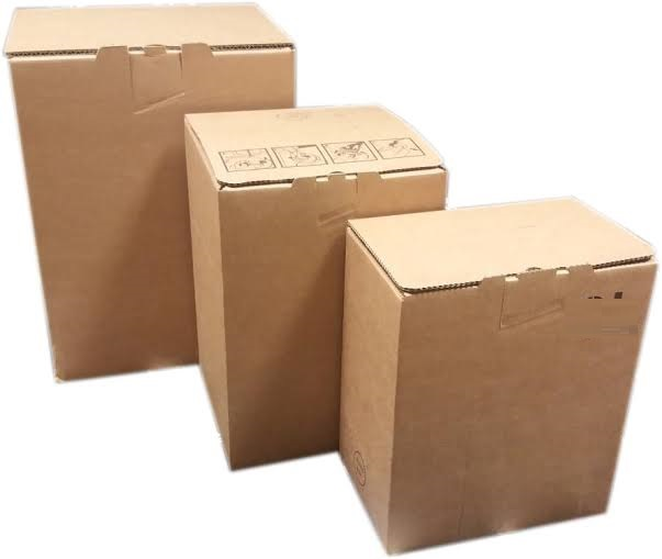 Learn the Basics of Corrugated Fiberboard Box