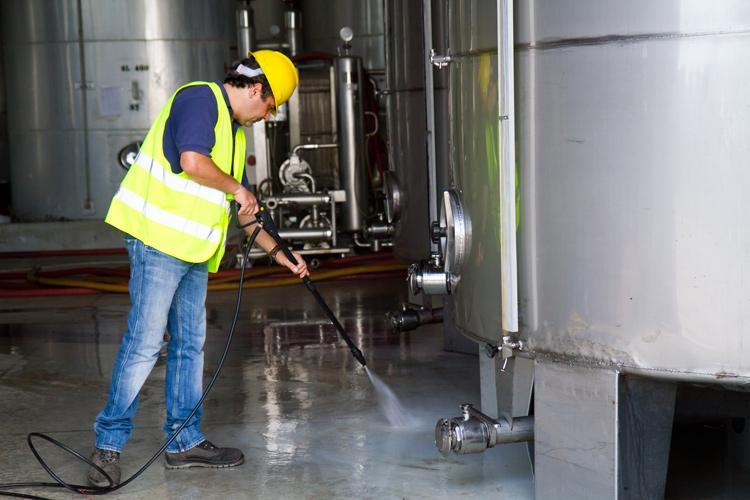 What is the importance behind industrial cleaning?