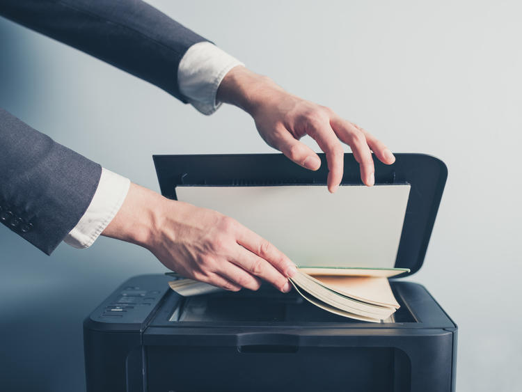 What Do You Need To Consider When You Are Hiring A Company To Scan Your Documents?