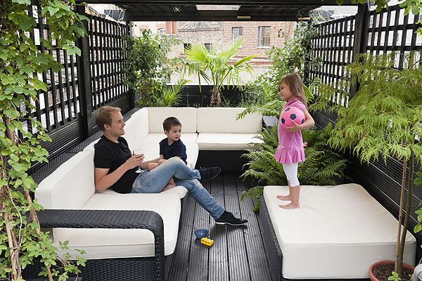 Go For Terrace Waterproofing And Be Ready To Have The Most Beautiful Terrace Garden!