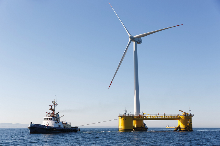 Utilising Plant Hire Expertise on Offshore Wind Projects