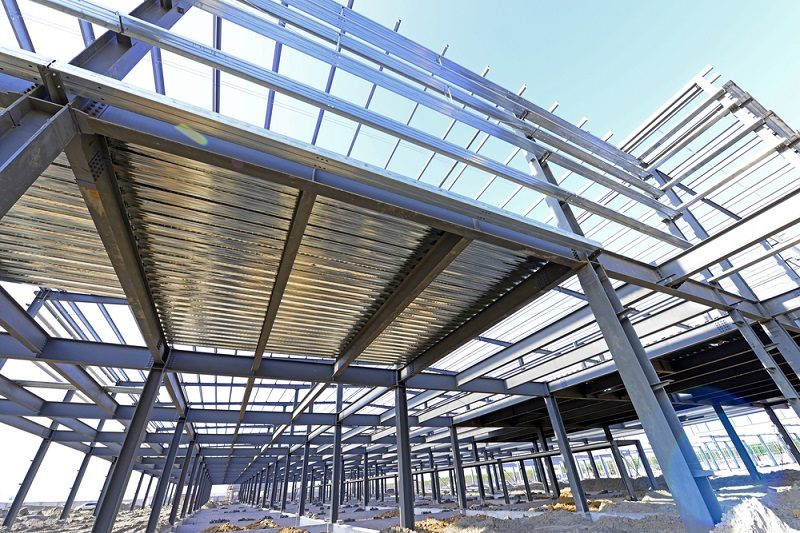 Versatile Types of Structural Steel Aids in Construction of Strong Structures