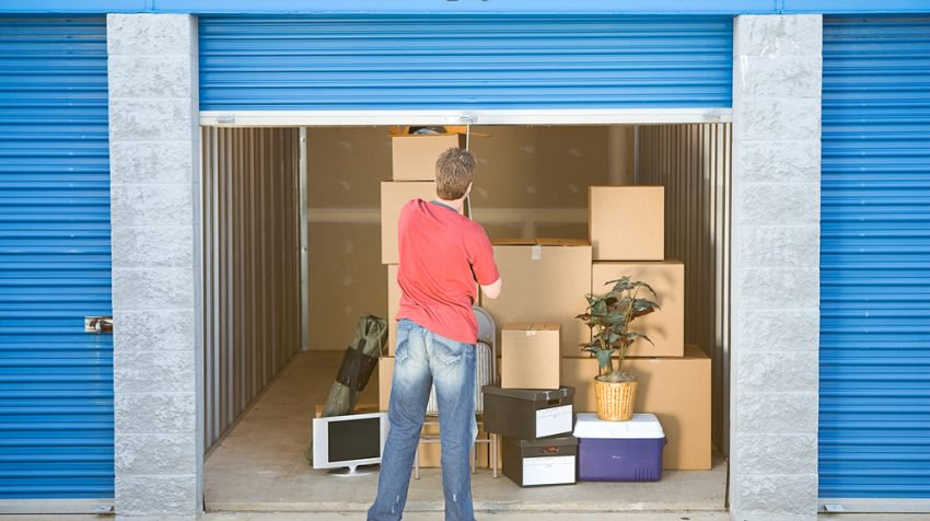 Size Guide For 50 Square Foot Self Storage Unit