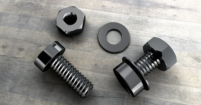 The Advantages Of Using Nuts & Bolts