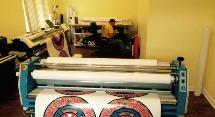 Large Format Graphics Installation and Removal – How to Make the Most of Your Printing Project